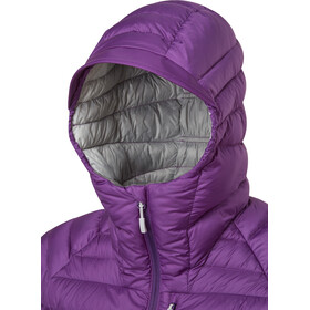 Rab Microlight Alpine Jacket Women, black currant